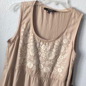 NWT Lulus medium sleeveless dress